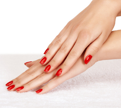 Gel polish nail training course